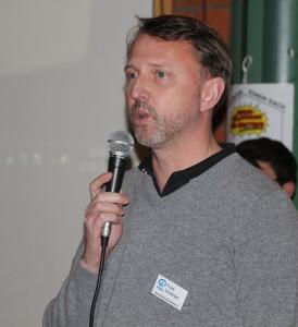 Frank Schättiger, Leiter Patenbetreuung Plan Deutschland